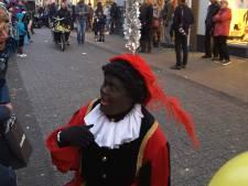 Glutenvrije Zwarte Piet bij intocht Sint in Gouda