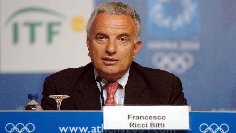 Francesco Ricci Bitti. Beeld ANP