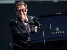 Victime d'une chute, Elton John reporte ses concerts au Sportpaleis d'Anvers