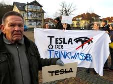 Voorbereidingen voor bouw Tesla-fabriek tijdelijk stilgelegd