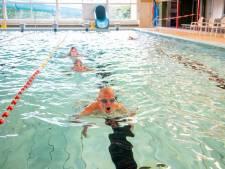 Bij Zwembad De Stamper in Vriezenveen is het zwemmen op bestelling