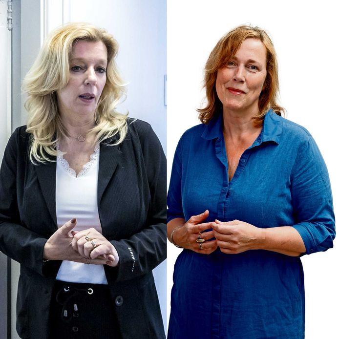 Liane den Haan kwam vorig jaar bij de partij 50Plus, maar heeft zich vlak na de Tweede Kamerverkiezingen alweer met ruzie afgescheiden. Daarmee verliest de partij na jaren van geruzie ook haar laatste zetel in de Tweede Kamer.