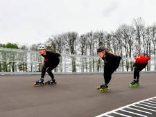 Rotterdamse skeelerbaan is pas net open en wordt nu al het toneel van NK inlineskaten