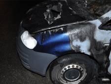 Lichaam in brandende auto Amsterdam was onthoofd