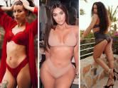 Saint-Valentin: les stars affichent leur plus belle lingerie