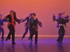 Dansers VTV van alle leeftijden tonen hun kunnen in Middelburgse Stadsschouwburg