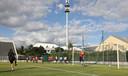Het stadion van de amateurclub.