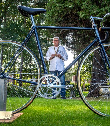 Met deze fiets won Gerard Koel uit Hoogerheide brons in Tokio 1964: 'Ik kan me geen leven zonder fiets voorstellen'
