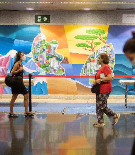 Vakantie in Barcelona dringend afgeraden, waakzaamheid geboden in rest Spanje
