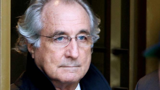 Terminale meesteroplichter Bernie Madoff (82) moet van rechter sterven achter tralies