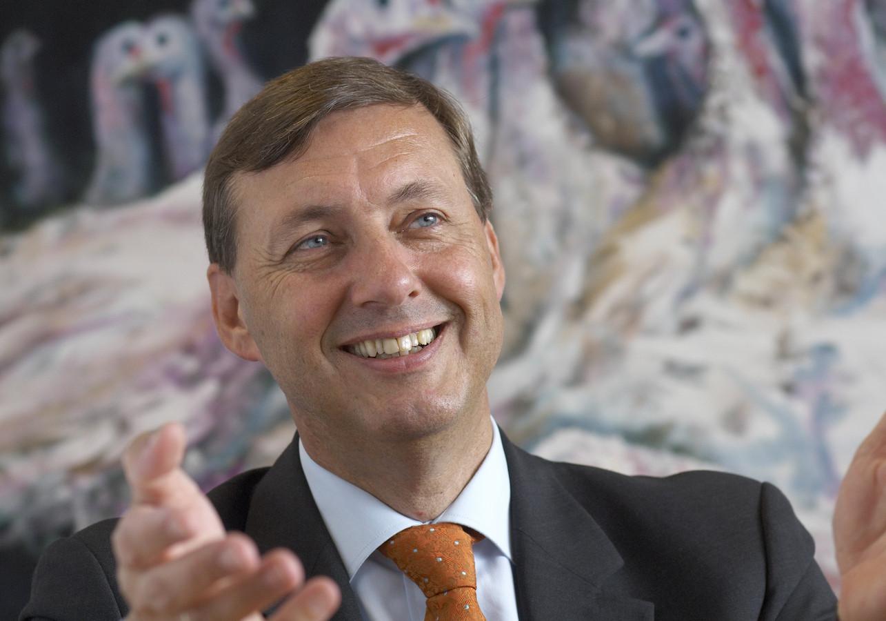 Udenaar Paul Rüpp is voorzitter college van bestuur Avans Hogeschool.
