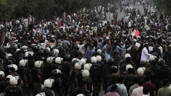 Doden bij botsingen tussen islamisten en politie in Pakistan