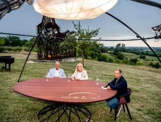 'Vive le Vélo' hergebruikt 'Ronde van Vlaanderen'-tafel