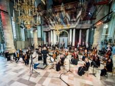 Bijzonder! Sinfonia Rotterdam vertolkt de Eurovisie-tune in de Laurenskerk