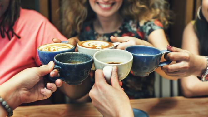 Kun je uitdrogen door koffie te drinken?