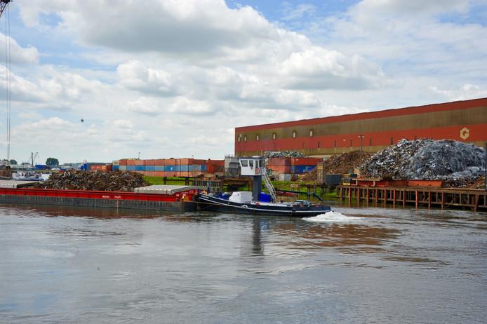 Jansen Recycling Group is het grootste metaalrecyclingbedrijf van Nederland.