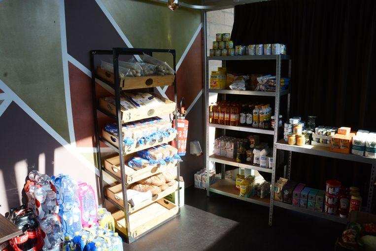 Ook andere voedingswaren en drank zijn in het CultuurCafé verkrijgbaar.
