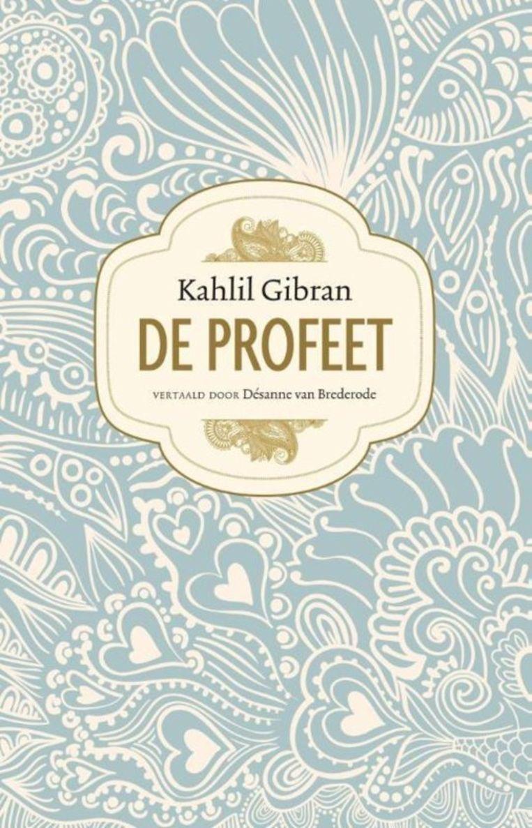 De Profeet van Kahlil Gibran Beeld