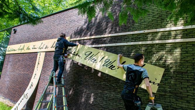 Peerke Donders Paviljoen krijgt statement van tachtig meter: de missionaris verafschuwde slavernij