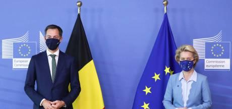 """Voyages non essentiels: l'Europe """"surprise"""" par la prolongation de l'interdiction en Belgique"""