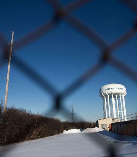 Une première conduite d'eau en plomb remplacée à Flint