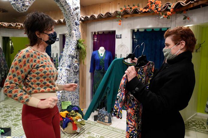 Bij kledingwinkel ART Den Bosch hebben ze de hele week afspraken staan.