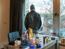 Douchen bij de vrouwen, slapen met een jas aan: gebreken studentenflat Zuiderschans stapelen zich op