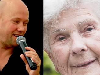 """Zanger Olivier Loin eert Suzanne, de vrouw die overleed aan corona nadat ze niet meer aan de beademing wou, in lied: """"Ze is een heldin, want ze stond zo positief in het leven"""""""