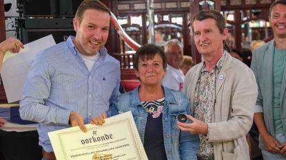 Linda krijgt Gouden Meeuw voor Verdienstelijke Vrouwelijke Hoofdrol
