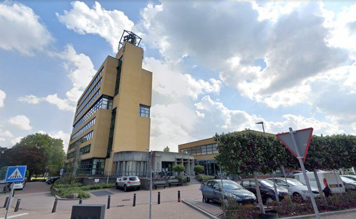 Het gemeentehuis van Brunssum