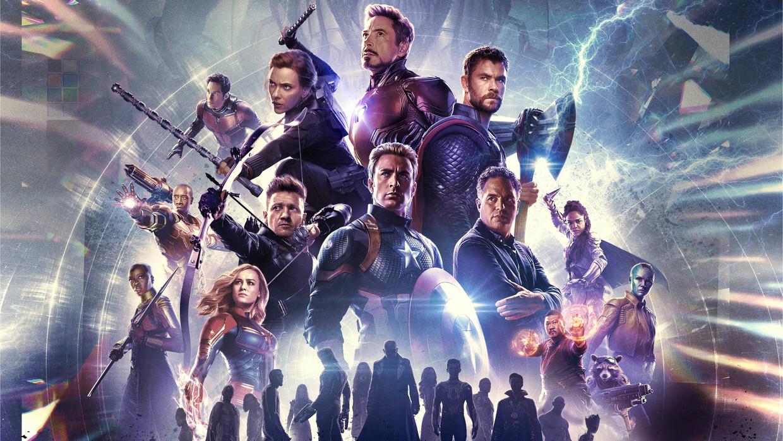 Avengers: End Game Beeld Marvel
