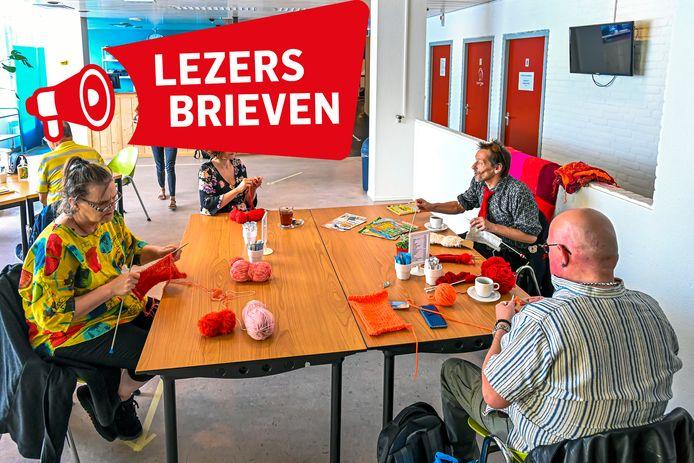 Lezer Bouvy mist een buurthuis om onder de mensen te komen. Buurthuis Tientjes in Breda (foto) ging in elk geval open.