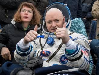 Astronaut Scott Kelly gaat met pensioen