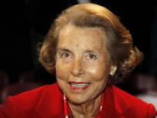 Rijkste vrouw ter wereld overleden