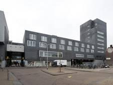 Door Telegraafstraat naar parkeergarage Pieter Vreedeplein