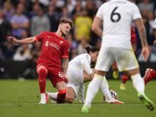 Van Dijk troost Struijk na rood en hoopt op het beste voor Elliott: 'Het zag er heel slecht uit'