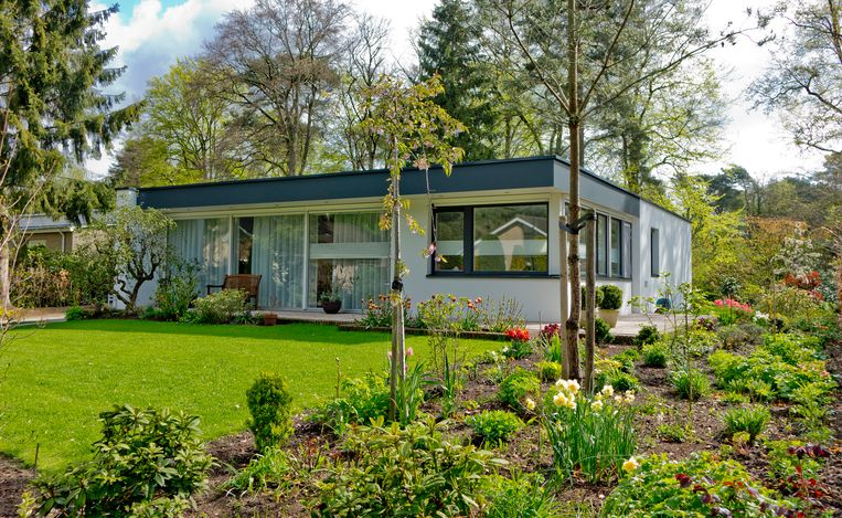 Duitse villa Beeld Johan Nebbeling