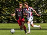 Rechtsbenige linksbuiten Svensson heeft geen haast bij Willem II