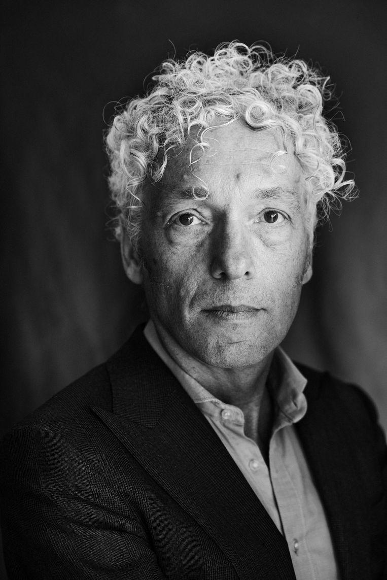 Spinvis, oftewel Erik de Jong: 'Ik vind het belangrijk me uit te spreken over wat ik mooi vind.' Beeld Frank Ruiter