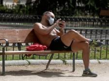 LIVE | 78.000 mensen maken afspraak voor Janssen-prik, Spanje schaft mondkapje op straat af