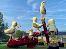 'Schijtbeesten' wint Dahlia Kunstobjectenroute in Lichtenvoorde