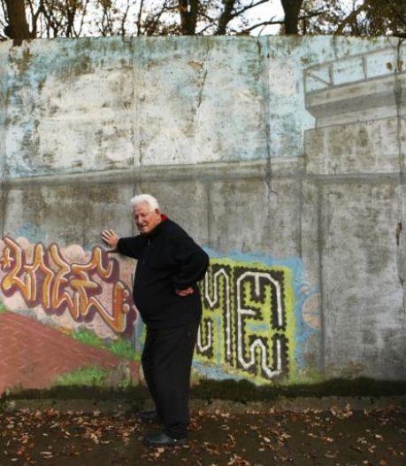'De Berlijnse Muur in Breda gaat hier mooi niet weg. Nooit niet!'