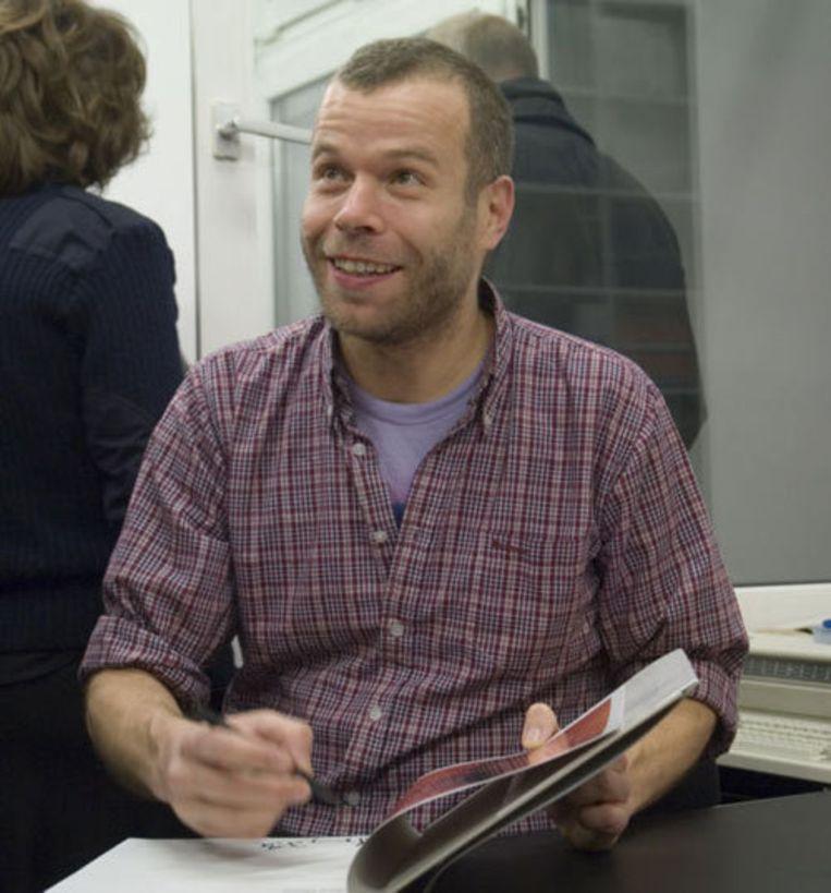 Wolfgang Tillmans op een archieffoto uit 2007. Foto commons.wikimedia.org Beeld