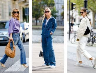 Flaired, ballon of baggy: met deze jeanstrends scoor je altijd en wij tonen je hoe
