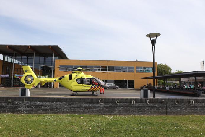 Traumahelikopter Schijndel