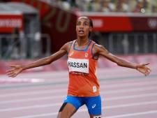 Sifan Hassan wint 5000 meter en bezorgt Nederland na 29 jaar weer olympisch goud op atletiekbaan
