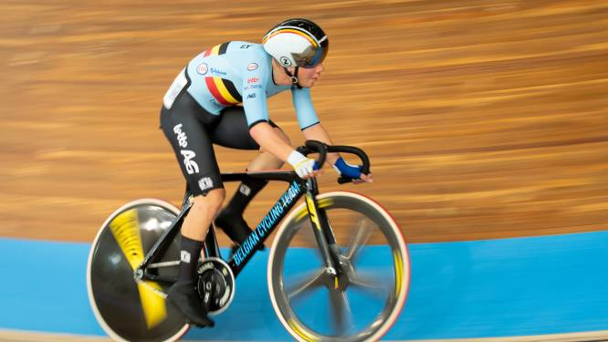Van den Bossche eindigt op WK baanwielrennen als achtste in omnium, Bossuyt en De Clercq bezetten dezelfde plek in ploegkoers