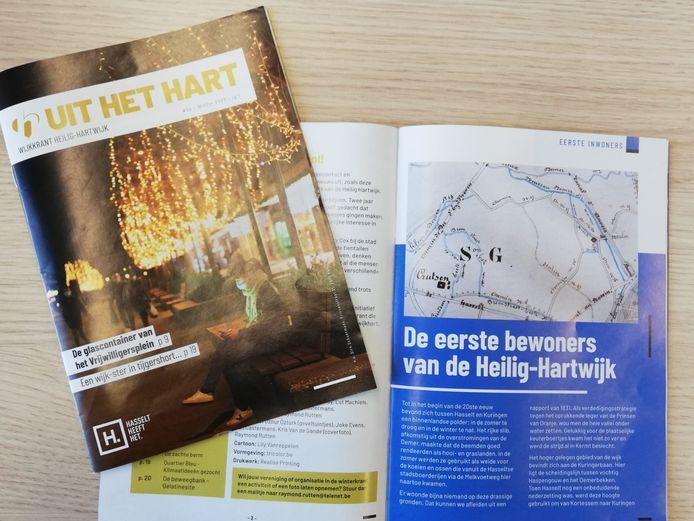 Naast de al bestaande wijkkranten van Hasselt, zal het bestuur binnenkort met nog twee nieuwe kranten uitpakken. (Illustratiebeeld)