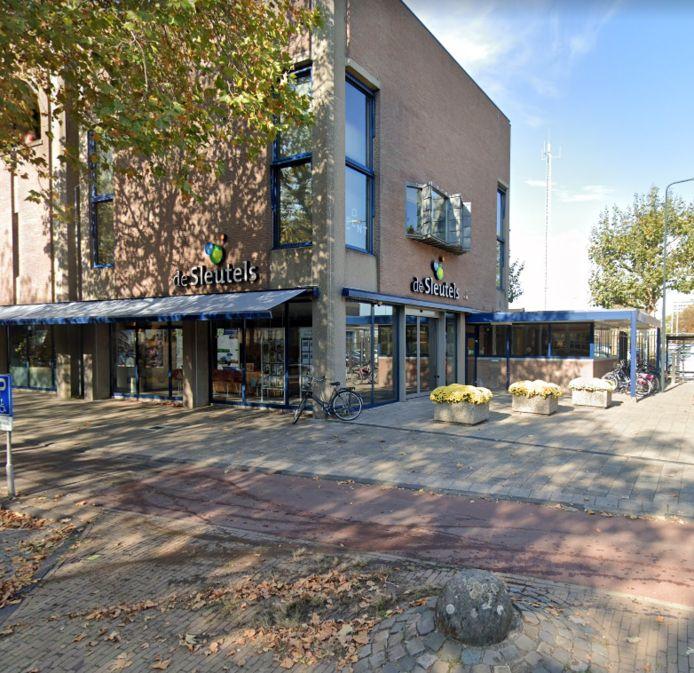 De Sleutels in Leiden