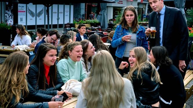 Dordrecht voor even studentenstad door introductiedag: 'Begin van een mooie traditie'